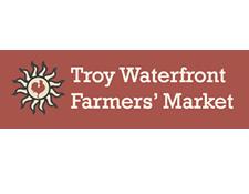 Troy Waterfront Farmers' Market, Troy NY
