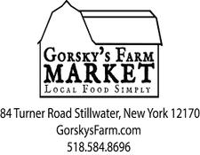 Gorsky's Farm, Stillwater NY