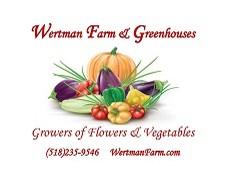 Wertman Farm, Melrose NY