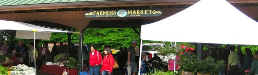 Saratoga Farmers' Market to have two locations this summer